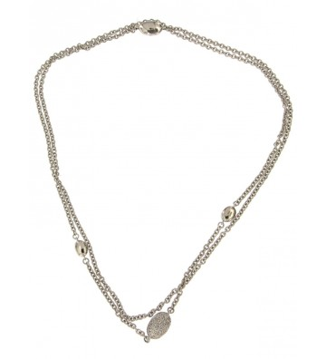 Collana Trudy Donna in Argento 925/000