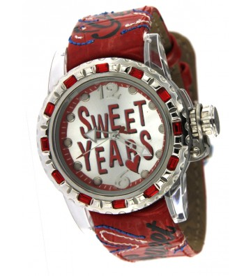 Clock Sweet Years Time Only...