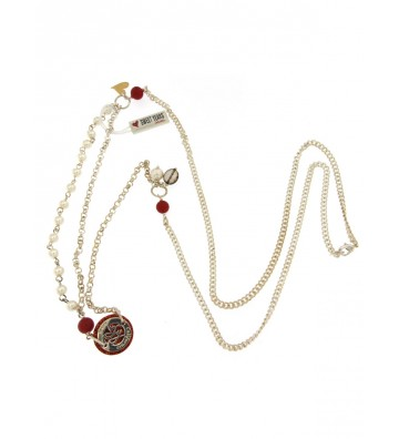 Silver Sweet Years necklace...