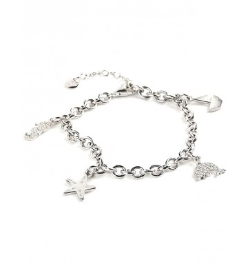 Bracciale Donna Jack & Co In Argento