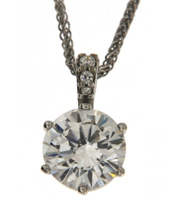 9Kt White Gold Necklace...