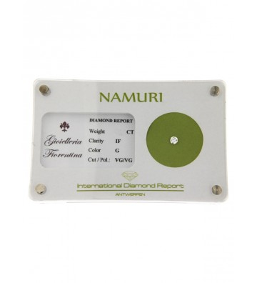 Namuri Prints Composto Da Blister Con Diamante 0,15