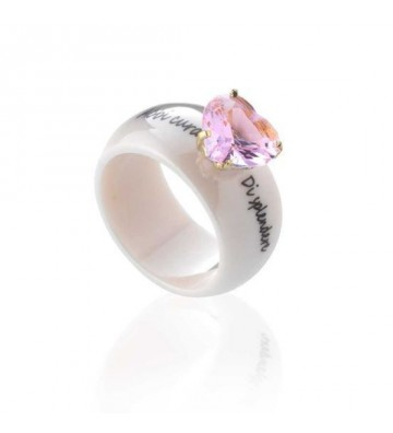 Ceramic Ring With Large...