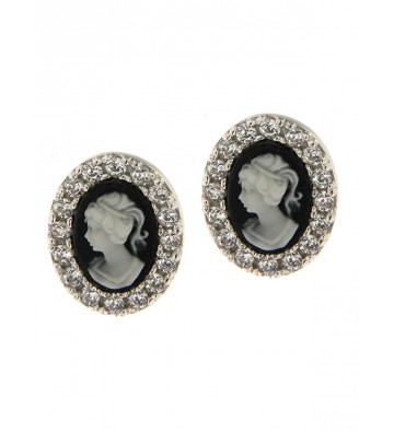 Black Cameo and Lady...